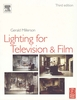LIGHTING FOR TELEVISION & FILM (englisch)