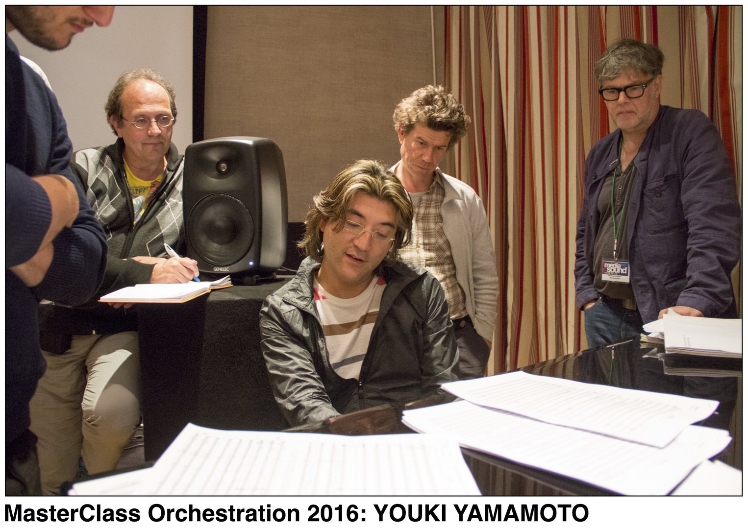 MSH MasterClass Orchestration ...